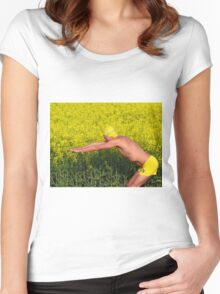 The Diver Women's Fitted Scoop T-Shirt