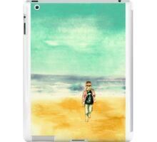 Stanley on Blackpool Beach iPad Case/Skin