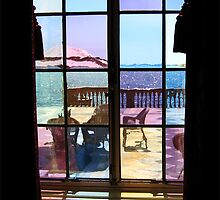 Thru the Window by Ginny Schmidt