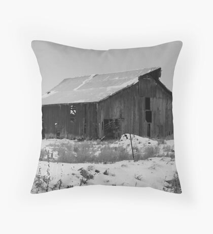 Just a Little More Life Throw Pillow