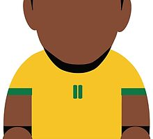 Robinho by johnsalonika84