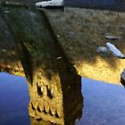 Derwent Dam Reflections by Stephen Smith