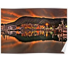picton reflections Poster