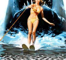 JAWS 2 Sticker