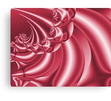 Peppermint Swirl Canvas Print