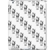 Troll Pattern (Diagonal) iPad Case/Skin