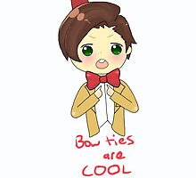 Bow Ties are COOL by clocksbutnotime