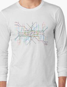 Tube-alicious Long Sleeve T-Shirt