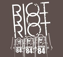 Riot Riot Riot Womens Fitted T-Shirt