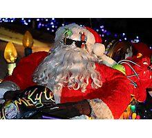 Santa Claus, Jimmy Buffett Style Photographic Print
