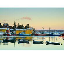 Northwest Cove Photographic Print
