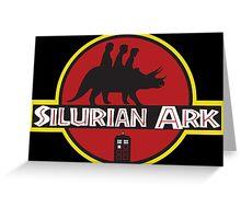 Silurian Ark Greeting Card