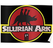 Silurian Ark Poster