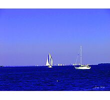 Full Sails Photographic Print
