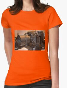 Blur Womens Fitted T-Shirt
