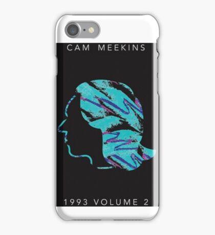 Cam Meekins 1993 Vol. 2 album cover iPhone Case/Skin