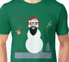 frosty the cool one Unisex T-Shirt
