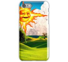 Landscape I iPhone Case/Skin