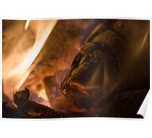 Burning Embers III Poster