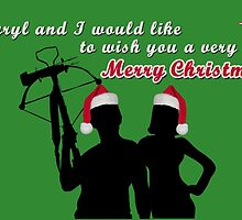 Daryl and I - Christmas by CH4G