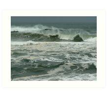 Storm Riders  #1 Art Print