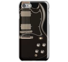 Gibson cover iPhone Case/Skin