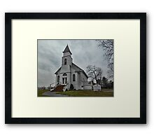 Bethesda UM Church Framed Print