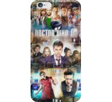 Tardis character T-Shirt iPhone Case/Skin