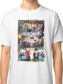 Tardis character T-Shirt Classic T-Shirt