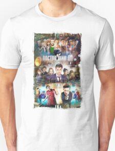 Tardis character T-Shirt Unisex T-Shirt