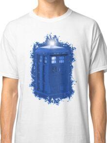 blue Box iPhone 6 plus case Classic T-Shirt