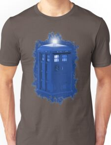 blue Box iPhone 6 plus case Unisex T-Shirt