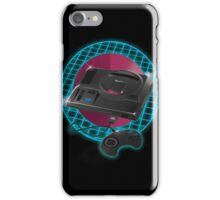 80s gaming console iPhone Case/Skin