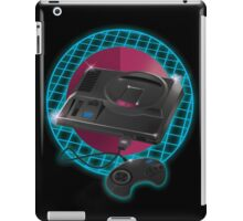 80s gaming console iPad Case/Skin