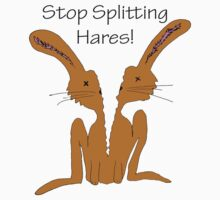 Stop Splitting Hares (Hairs)!!!  Black Type by Ryan Houston