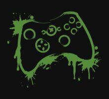 Xbox 360 Controller (Splatter) Kids Clothes