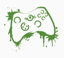 Xbox 360 Controller (Splatter) Kids Clothes
