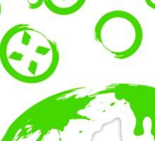 Xbox 360 Controller (Splatter) Sticker