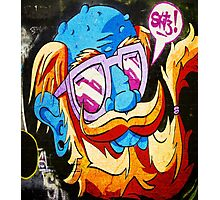 Graffiti.Street Art in Australia Photographic Print