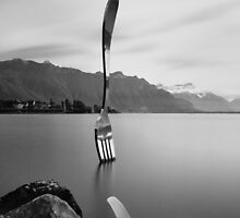 Fourchette by Eric Frattasio