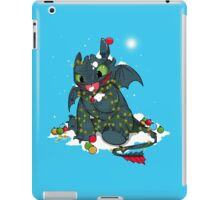 Light Fury iPad Case/Skin