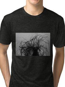 Bittersweet on a Plum Tree Tri-blend T-Shirt