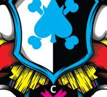 Swiftyspade Crest Sticker
