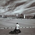 International Cricket, Bellerive Oval by John  Cuthbertson | www.johncuthbertson.com