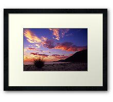 Dawn - Five Mile Beach Framed Print
