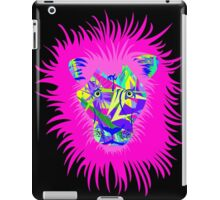 Colorful Abstract Lion  iPad Case/Skin