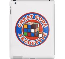 Cheat Code Archetype iPad Case/Skin