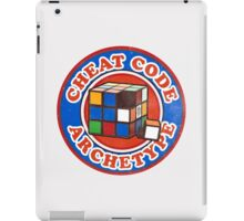 Cheat Code Archetype iPad Case/Skin