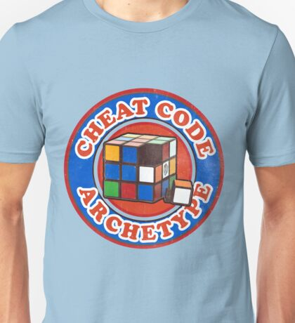 Cheat Code Archetype Unisex T-Shirt