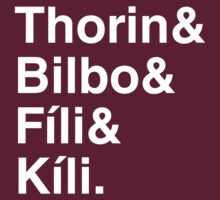 Thorin Oakenshirt by caitlin2006